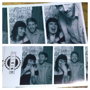 Photobooth funtimes.